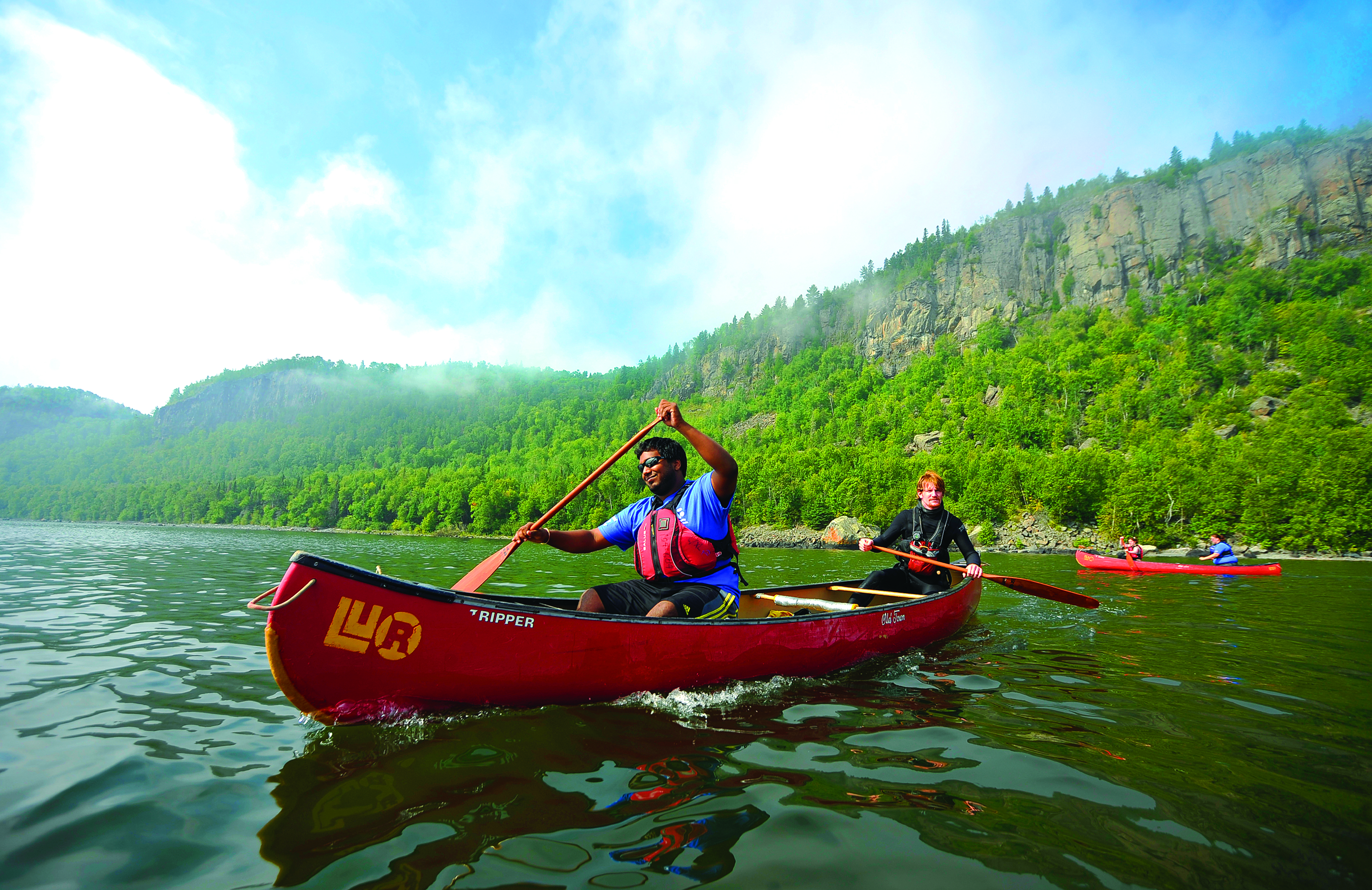 Lakehead University adventure natur kajak