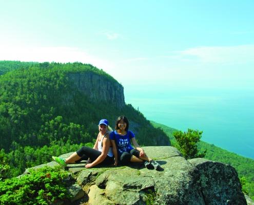Lakehead University natur adventure