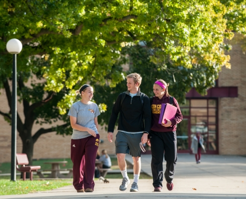 Concordia University USA Studerende