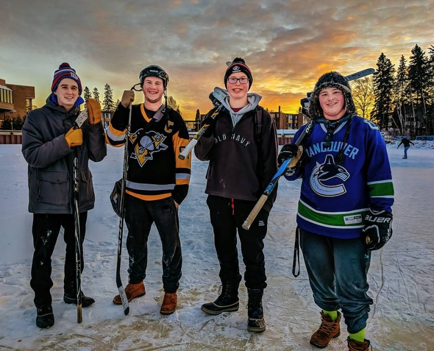 Lakehead University Ishockey