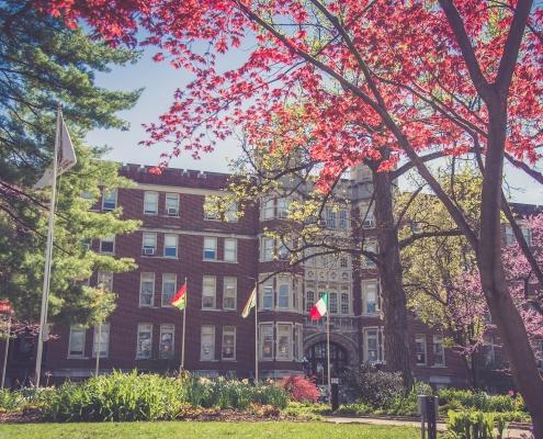 Webster University - Campus Life
