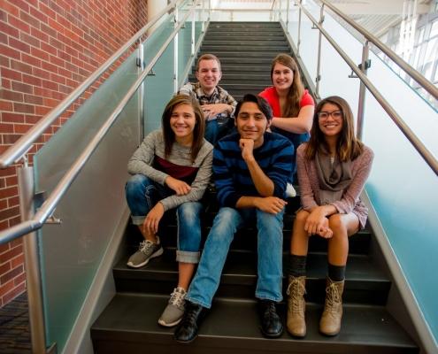 Mount Mercy University Studerende
